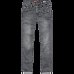 Vingino Jungs super Skinny Jeans APACHE dark grey vintage