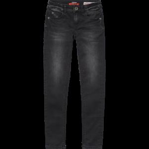 Vingino super Skinny Jeans BETTINE black vintage