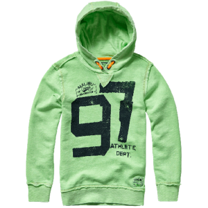 Vingino Kapuzen-Sweat-Shirt NAGUSIE neon green