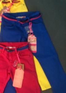 Vingino coloured Skinny Mädchen Jeans Nikita fuchsia