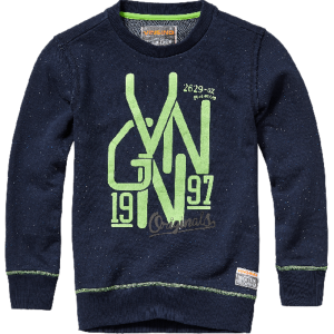 Vingino Sweat-Shirt/Sweater NOBU dark blue
