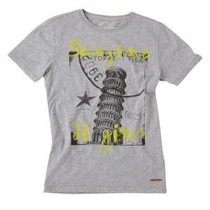 Vingino T-Shirt OMARA grey mele