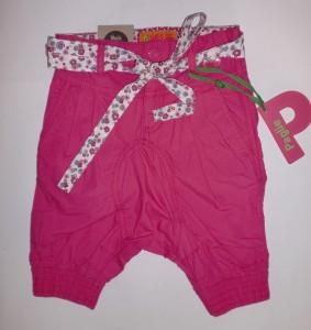Paglie 3/4 Harems - Hose pink