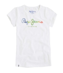 Pepe Jeans London T-Shirt DARCIE white
