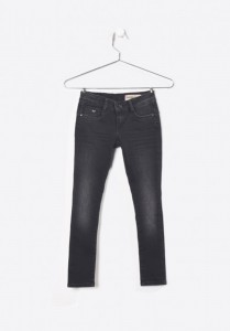 Kaporal Skinny Jeans QUART old black