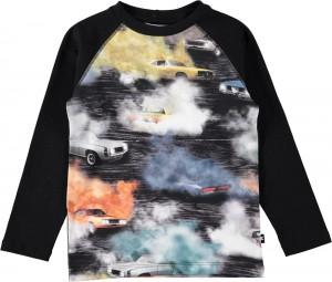 Molo Jungen Langarm-Shirt/Longsleeve REMINGTON Burnout