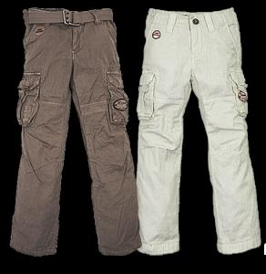 RETOUR Jeans Cargo-Hose Joey sand