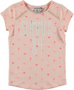 RETOUR DENIM T-Shirt ABELA light peach