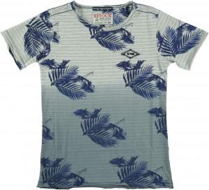 RETOUR DENIM T-Shirt AUGUSTIN dirty off white