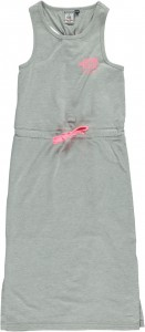 RETOUR DENIM Jersey-Kleid GENEVA A grey