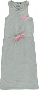 RETOUR DENIM Jersey-Kleid GENEVA A grey