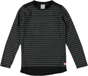 RETOUR Langarm-Shirt/Longsleeve NENA black