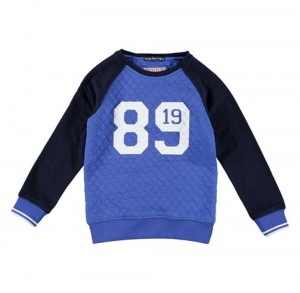 RETOUR Sweater SEF strong blue