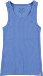 RETOUR DENIM Basic Top SHEILA C blue