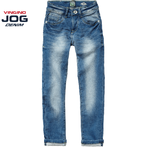 Vingino Slim Sweat Jeans DANILO amazing tint