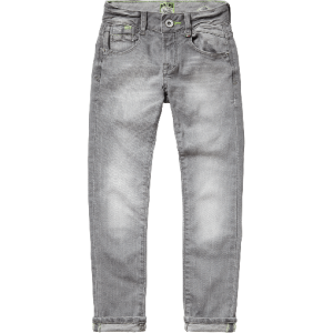 Vingino Jungs Skinny Jeans ALVARO light grey