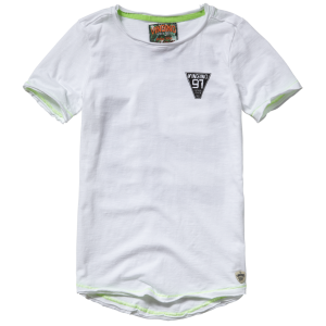 Vingino T-Shirt HARDY real white