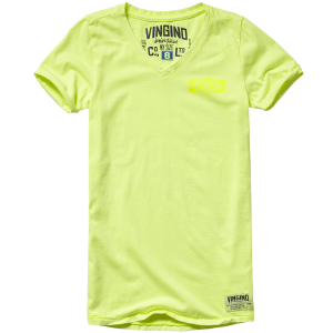Vingino T-Shirt HENDRO neon yellow