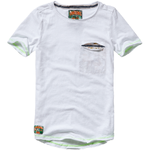 Vingino T-Shirt HUNAN real white