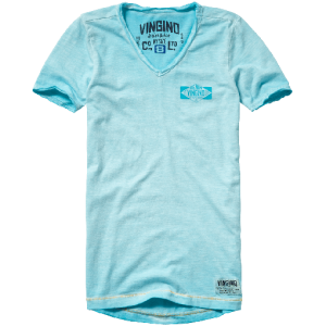 Vingino T-Shirt HUNT beach blue