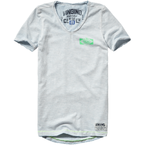 Vingino T-Shirt HUNT pearl grey