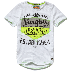 Vingino T-Shirt HEDLEY real white