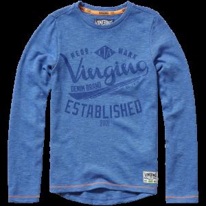 Vingino Langarm-Shirt/Longsleeve Jari capri blue