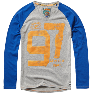 Vingino Langarm-Shirt/Longsleeve JAHNO neon orange