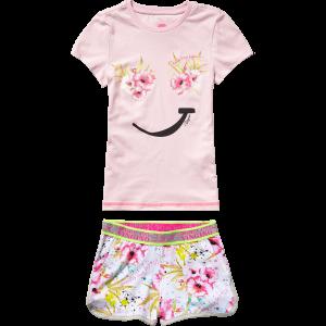 Vingino Schlafanzug/Pyjama kurz WIEB SET sorbet pink