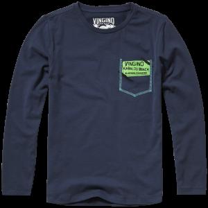 Vingino Schlafanzug/Pyjama WIANO SET dark blue