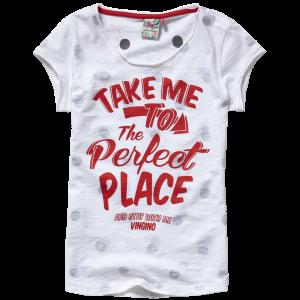 Vingino T-Shirt HEARLY multicolor white