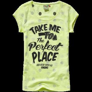 Vingino T-Shirt HEARLY neon green