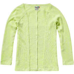 Vingino Cardigan/Weste MARYSE neon green