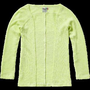 Vingino Cardigan/Weste MARYSE neon green