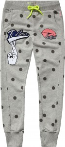 Vingino Sweat-Hose/Joggpant SHEERA light grey mele