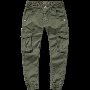 Vingino Cargo-Hose SILENA army green