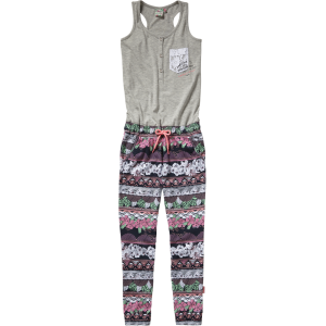 Vingino Slim-fit Jumpsuit/Overall PURPLE light grey mele