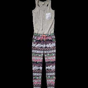 Vingino Slim-fit Jumpsuit/Overall PURPLE light grey mele