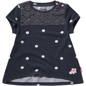 Vingino Mini Mädels T-Shirt INDRA blue blush