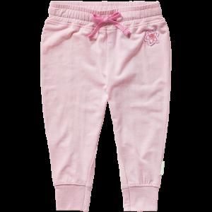 Vingino Mini Mädels Jersey-Hose SUN soft neon pink