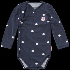 Vingino Mini Mädels Langarm-Body PIA blue blush