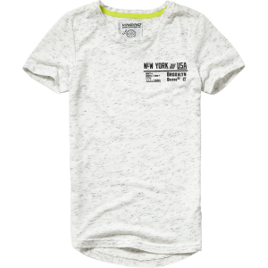 Vingino Teens Jungs T-Shirt JURRIE real white