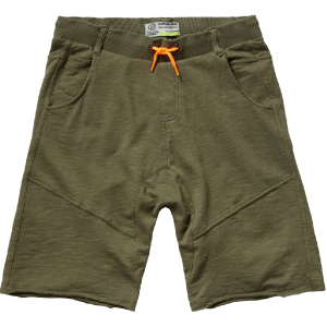 Vingino Teens kurze Jogging-Hose/Sweatpants RUWAN army green