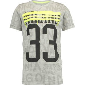 Vingino T-Shirt HIAS light grey mele