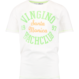 Vingino T-Shirt HERNANI real white