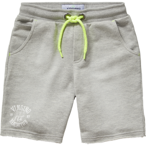Vingino Sweat-Bermudas/Shorts RENZO light grey mele