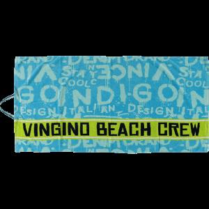 Vingino Badehandtuch/Strandhandtuch VILIO pacific blue