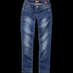 Vingino Skinny Jeans AEGINA mid blue wash
