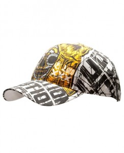 Scorpion Bay Baseball-Cap ochre allover