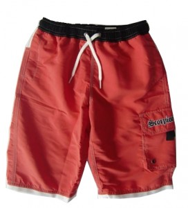 Scorpion Bay Boardshort water sensibles Jam red